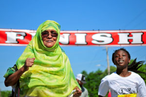 Mama Amina | Refuge Coffee Run