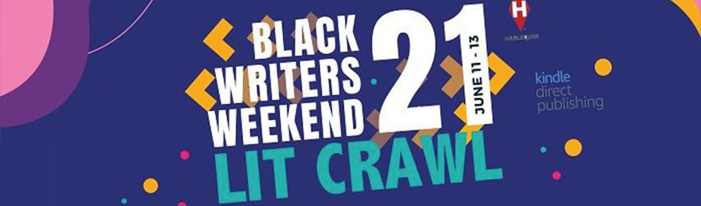 Black Writers Lit Crawl 2021